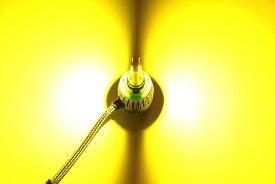 新製品 デリカD5 ロイヤルガード LED 14000LM 3000k イエロー LEDフォグ 送料無料 T10LED付 H11