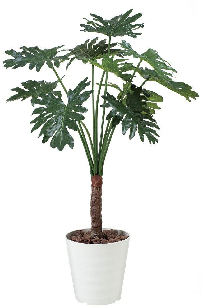 光触媒 光の楽園 セローム1.3m【インテリアグリーン 人工観葉植物】