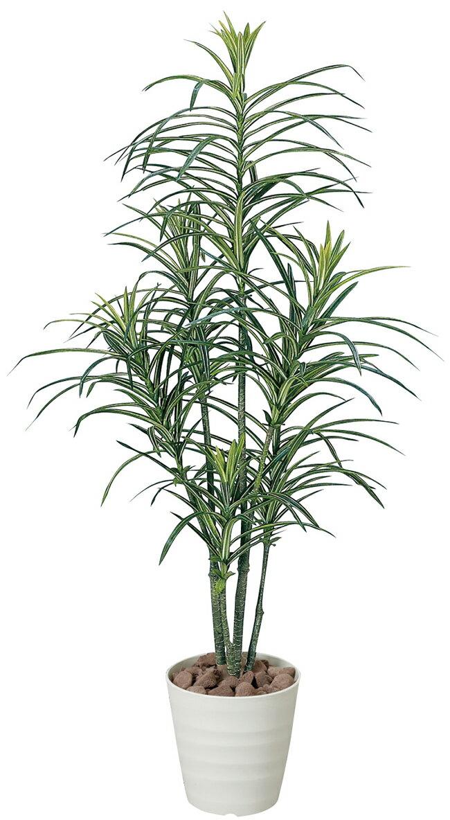 光触媒 光の楽園ドラセナコンシンネ 1.3m【インテリアグリーン 人工観葉植物】