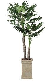 光触媒 光の楽園 セローム 高さ2.0m【インテリアグリーン 人工観葉植物 大型】