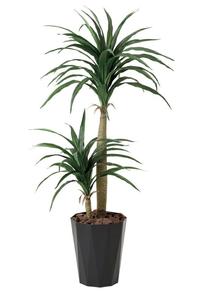 光触媒 光の楽園 ドラセナコンシンネ 高さ1.3m【インテリアグリーン 人工観葉植物 大型 ドラセナ コンシンネ】