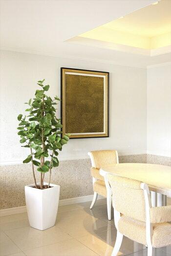 光触媒人工観葉植物アーバンシーグレープ1.8mインテリアフェイクグリーン