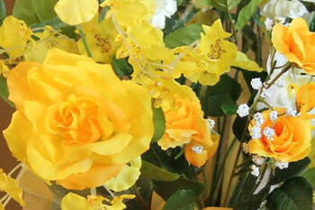 【送料無料】光触媒光の楽園ギフト【アートフラワー造花】