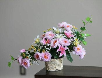 光触媒光の楽園メルヘン【アートフラワー造花】