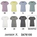 【DA76100】DANSKIN(ダンスキン)レディース NON STRESS Tシャツ[アパレル/トレーニングウェア/女性用]