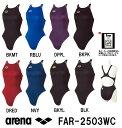 ●●【FAR-2503WC】ARENA(アリーナ) レディース競泳水着 X-PYTHON リミック[競泳水着/女性用/ワンピース/FINA承認]