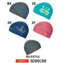 ●●【SD96C66】SPEEDO(スピード) トリコットキャップ[水泳帽/スイムキャップ/スイミング/プール/水泳小物]