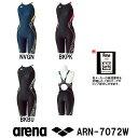 【送料無料】【ARN-7072W】ARENA(アリーナ) レディース競泳水着 UROKO SKIN セイフリーバックスパッツ(着やストラップ…