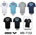 【ARS-7123】ARENA(アリーナ) T/C天竺 Tシャツ[スイミング/水泳/アパレル/トレーニングウェア/メンズ/レディース]