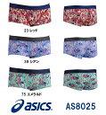 【AS8025】asics(アシックス) メンズ競泳練習水着 REPEATEX2 POWER SUITS ボックス[競泳/練習用/長持ち/男性用]