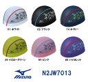 【N2JW7013】MIZUNO(ミズノ) メッシュキャップ【ナカノくん】[水泳帽/スイムキャップ/スイミング/プール/水泳小物]