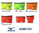【N2MB7061】MIZUNO(ミズノ) メンズ競泳練習水着 EXER SUITS U-Fit ショートスパッツ[競泳/練習用/長持ち/男性用]