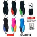 【送料無料】【SD44H03】【ケースなし】SPEEDO(スピード) レディース競泳水着 FASTSKIN FS-PRO2 ウィメンズニースキン[女性用/高速水着/布帛素材/選手向き/背中開きタイプ]