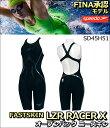 【期間限定ポイント10倍/送料無料】【SD45H51】SPEEDO(スピード) レディース競泳水着 FASTSKIN LZR RACER X ウィメンズオープンバックニースキン[女性用/レーザーレーサ