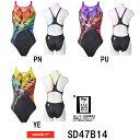 ●●【SD47B14】SPEEDO(スピード) レディース競泳水着 Fastskin XT-W ウイメンズエイムカットスーツ[女性用/競泳/FINA承認/ワンピース]