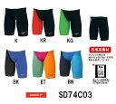 【送料無料】【SD74C03】【紙箱なし】SPEEDO(スピード) メンズ競泳水着 FASTSKIN FS-PRO2 メンズジャマー[男性用/高速水着/布帛素材/選手向き/スパッツ/FINA承認]