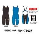 【送料無料】【ポイント10倍】ARENA アリーナ 競泳水着 レディース スイムウェア スイミング ハーフスパッツオープンバック fina承認 POWERSKIN CARBON-FLEX VX(パワー