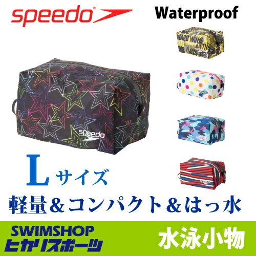 SPEEDO スピード ウォータープルーフ(L) 2018年S1モデル SD98B15-HK