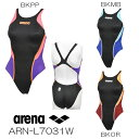 arena アリーナ 競泳水着 レディース fina承認 スイムウェア スイミング リミック クロスバック X-PYTHON2 2018年限定カラー ARN-L7031W