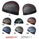 SPEEDO スピード メッシュキャップ 水泳帽 スイミング 水泳 SD92C11