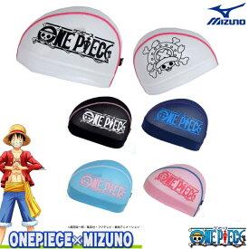 【ONE PIECE×ミズノコラボ】ワンピース 水泳 メッシュキャップ チョッパー ミズノ MIZUNO スイムキャップ N2JW8732