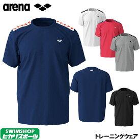 アリーナ ARENA Tシャツ TCインレイ 2019年秋冬モデル AMUOJA52