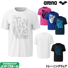 アリーナ ARENA Tシャツ バックメッシュ 2019年秋冬モデル AMUOJA55