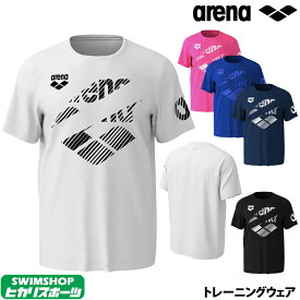 アリーナ ARENA Tシャツ バックメッシュ 2019年秋冬モデル AMUOJA56