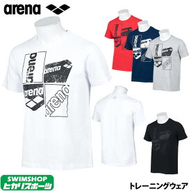 アリーナ ARENA Tシャツ TCインレイ 2019年秋冬モデル AMUOJA59