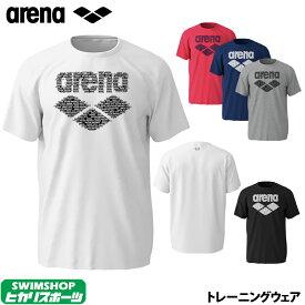 アリーナ ARENA Tシャツ TCインレイ 2019年秋冬モデル AMUOJA60