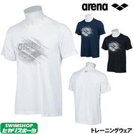 アリーナ ARENA Tシャツ クーリストジャガードメッシュ 2019年秋冬モデル AMUOJA63