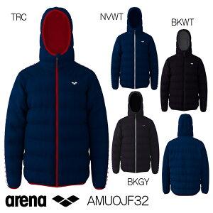 アリーナARENA中綿ジャケット撥水ウーブン2019年秋冬モデルAMUOJF32