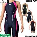 アリーナ ARENA 競泳水着 レディース fina承認 セイフリーバックスパッツ(着やストラップ) Diamond Flex-ST 2020年…