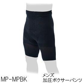 B&Sパートナーズ マッスルプロジェクト メンズ 加圧ボクサーパンツ MP-MPBK