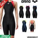 《クーポンで更にお値引き》アリーナ ARENA 競泳水着 レディース fina承認 セイフリーバックスパッツ 着やストラップ …
