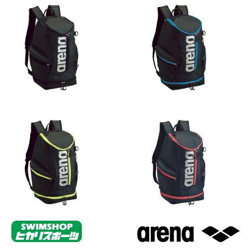 アリーナ 水泳 水球 リュック バックパック デイバッグ ARENA スイミング AEALGA01