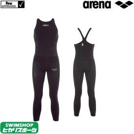 《今すぐ使えるクーポン配布中》アリーナ ARENA 競泳水着 メンズ ワンピースロングスパッツ POWERSKIN OPEN WATER(パワースキン オープンウォーター) FAR-6508M