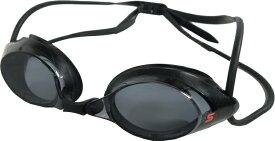 【3点以上のお買い物で5%OFFクーポン配布中】度付スイミングゴーグル レーシング ゴーグル 水泳 競泳 セット OPTIC-SRXCL-NPAF SWANS(スワンズ) 用クッション付き度付ゴーグルSRX(スモークタイプ)