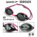 ●●【SD95G05-KP】SPEEDO(スピード) スイミングゴーグル オパール(クリアタイプ)