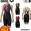 【3点以上のお買い物で3%OFFクーポン配布中】【紙箱なし】アリーナ ARENA 競泳水着 レディース fina承認 セイフリーバ…