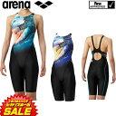 《今すぐ使えるクーポン配布中》アリーナ ARENA 競泳水着 レディース fina承認 セイフリーバックスパッツ NUX-FD 2019…