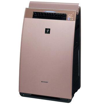シャープ 加湿空気清浄機 プレミアムモデル プラズマクラスター25000 ゴールド KI-GX100-N