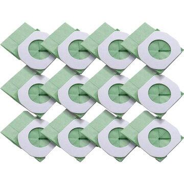 【期間限定 エントリーでP5倍】ツインバード TC-E261S専用紙パック(12枚入り) TC-KP04