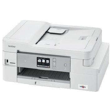 ブラザー A4 IJ複合機/FAX/ADF/WLAN/手差/両面 MFC-J1500N