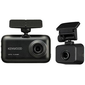 ケンウッド 前後撮影対応2カメラドライブレコーダー DRV-MR740