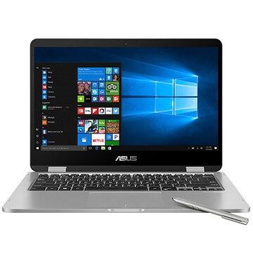 ASUS ノートパソコン VivoBook Flip14 新品/Office付き/メモリ4G/SSD128G/Win10/corei5 TP401CA-BZ085TS