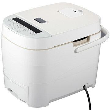 ヒロコーポレーション 糖質カット炊飯器 ホワイト HTC-001WH