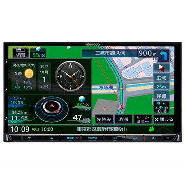 ケンウッド 彩速ナビ 7V型 16GBメモリーカーナビ/地デジ/ハイレゾ対応 MDV-M705