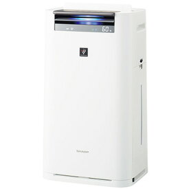 SHARP 加湿空気清浄機 プラズマクラスター25000 ホワイト KI-JS70-W
