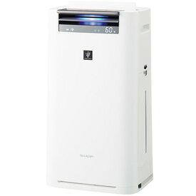 SHARP 加湿空気清浄機 プラズマクラスター25000 ホワイト KI-JS50-W